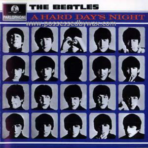 Beatles - A Hard Day's Night -japan 1998-