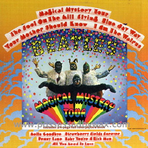 Beatles - Magical Mystery Tour -ed. Can.-