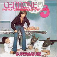 Cerrone Supernature -Cerrone 3- LP