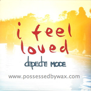 Depeche Mode - I Feel Loved -3 Tr.-