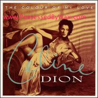 Dion,Celine The+Colour+Of+My+Love CASSETTE