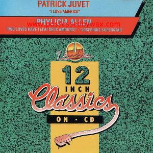 Juvet, Patrick / Phylicia Allen - I Love America -3 Tr.-