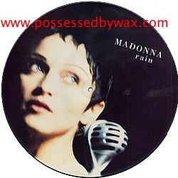 Madonna Rain -3 Tr.- -Picture Disc- 12''
