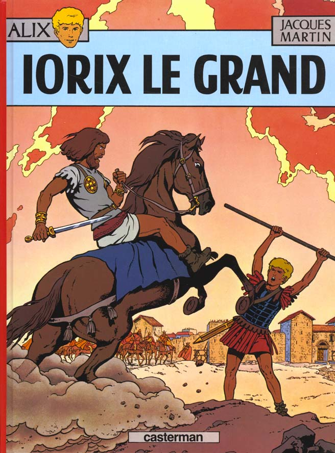 Alix: Iorix Le Grand