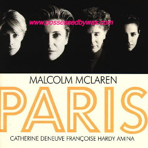 Malcolm Mclaren Paris Records Lps Vinyl And Cds Musicstack