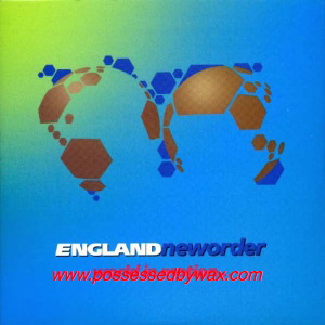 New Order - World In Motion -6 Tr.- Album