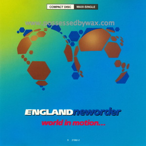 New Order - World In Motion -4 Tr.-