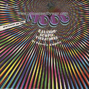 Spotlight On The Moog Kaleidoscopic Vibrations