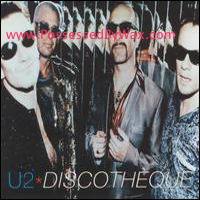 U2 - Discotheque / Holy Joe