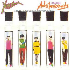 Ray spex germfree adolescents